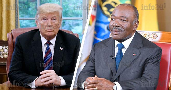 Ali Bongo salue la défaite de Donald Trump à la présidentielle américaine