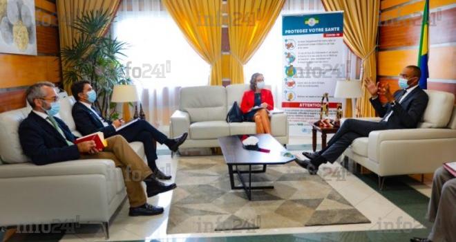 Coronavirus: Un don de l'UE de 200 millions pour renforcer la riposte du Gabon