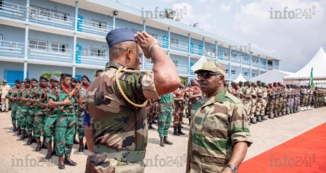 Sainte Barbe: Ali Bongo salue le «loyalisme» de l'armée gabonaise