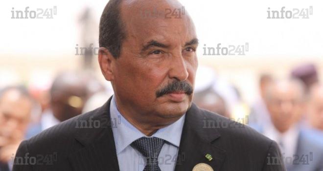 Mauritanie: un ancien président et plusieurs de ses proches inculpés pour corruption