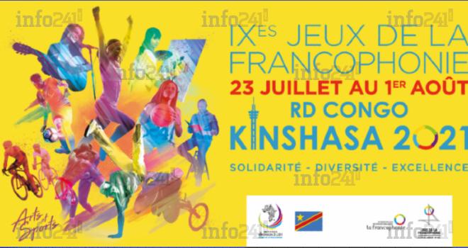 Kinshasa abritera bien les prochains Jeux de la Francophonie de 2022!