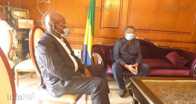 Renaissance du Gabon: échange de point de vue entre Luc Bengone Nsi et Jean Ping