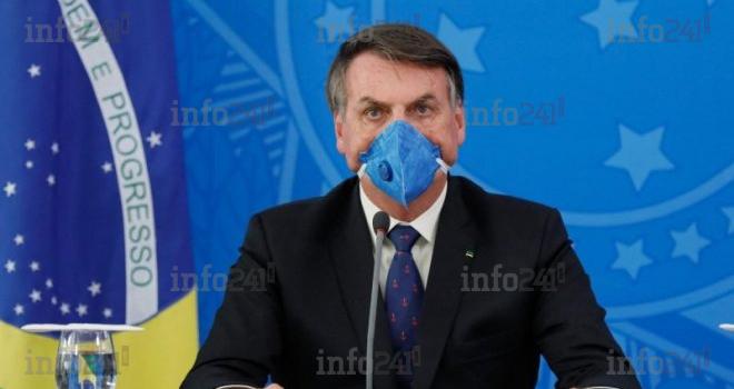 Après les Etats-Unis, le Brésil menace à son tour de quitter l'OMS