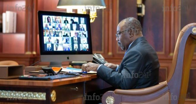Ali Bongo présidera un conseil des ministres virtuel ce vendredi par visioconférence