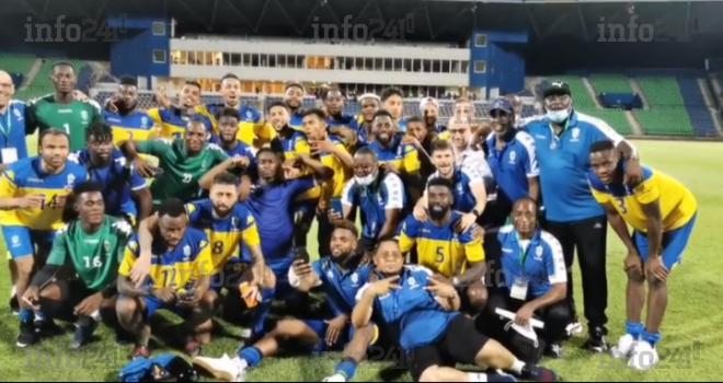 Les Panthères du Gabon bouffent du Léopard et s'envolent pour la CAN 2021!