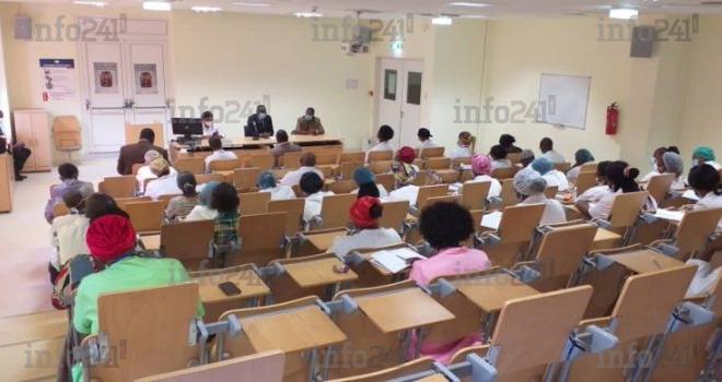 Coronavirus: le ministre gabonais de la Santé galvanise ses troupes au CHU de Libreville