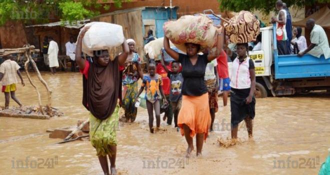 Niger: 70 morts dans des inondations depuis le mois de juillet