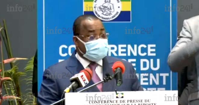 Coronavirus: les 5 mesures d'allègement annoncées par le Premier ministre gabonais