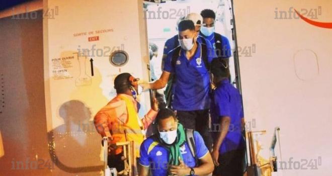 Les Panthères du Gabon déjà à Franceville pour le choc Gabon vs Gambie