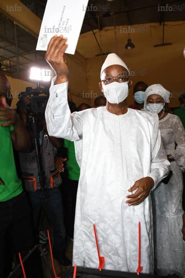 Guinée/Présidentielle: l'opposant Cellou Dalein Diallo se déclare vainqueur