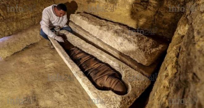 Égypte: 250 tombeaux enfouis depuis plus de 4000 ans découverts par des archéologues