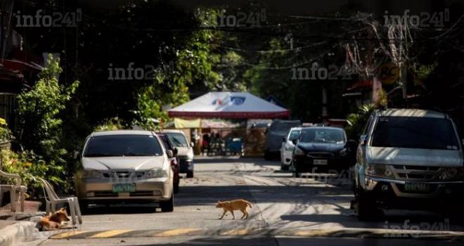 Philippines: Un séisme de magnitude 5,7 secoue la capitale du pays