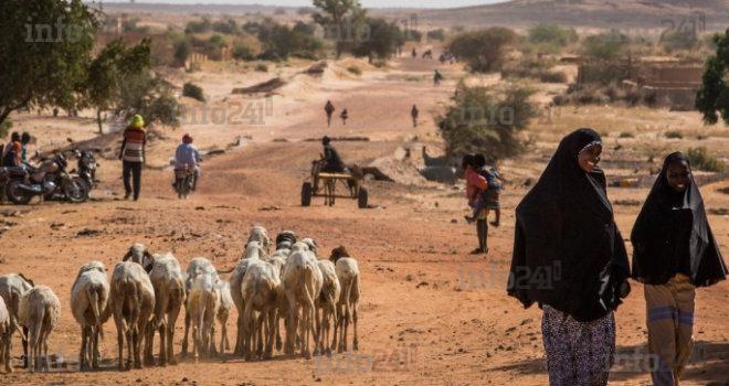 Niger: plus de 10 000 personnes ont fui les violences dans la zone des «trois frontières»