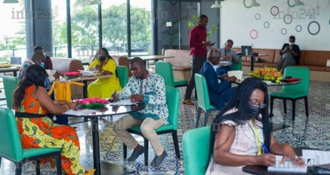 Leadership class: les entrepreneurs gabonais outillés pour la réussite de leurs projets