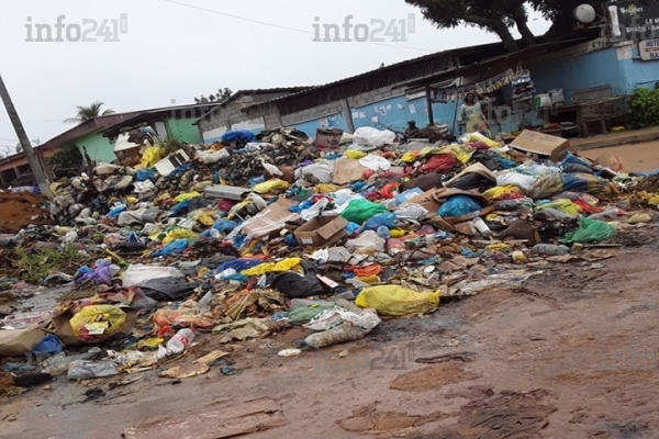 Insalubrité à Oyem: les populations inquiètent, tirent la sonnette d'alarme