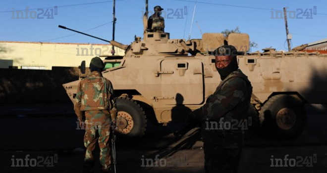 Afrique du Sud: le bilan des émeutes fait état de 72 morts et plus de 1 200 arrestations