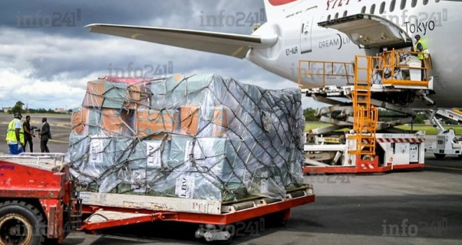 Coronavirus: le Gabon reçoit un important don médical du milliardaire chinois Jack Ma