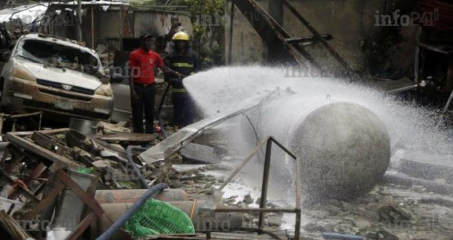 Nigeria: Un camion-citerne explose à Lagos et fait 5 morts et 13 blessés