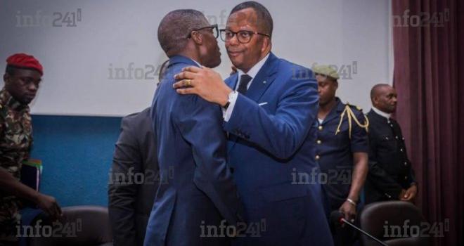 Passation de charges à l'Intérieur: Mboumbou Miyakou passe le témoin à Matha