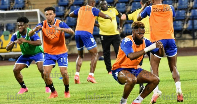 Les Panthères du Gabon défieront à 17h les Léopards de la RD Congo pour une place en CAN