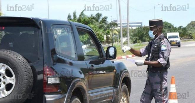 Début ce lundi au Gabon d'une vaste opération de contrôle policier sur les automobilistes