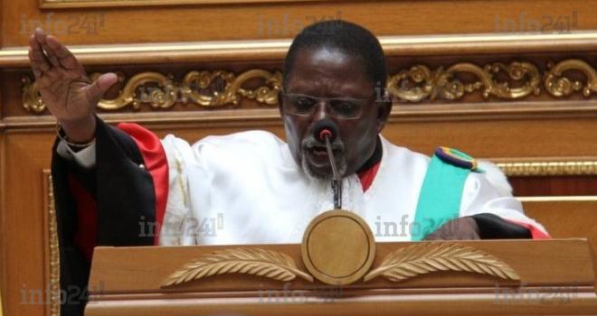 La pandémie de Covid-19 emporte avec elle, le doyen des juges constitutionnels du Gabon