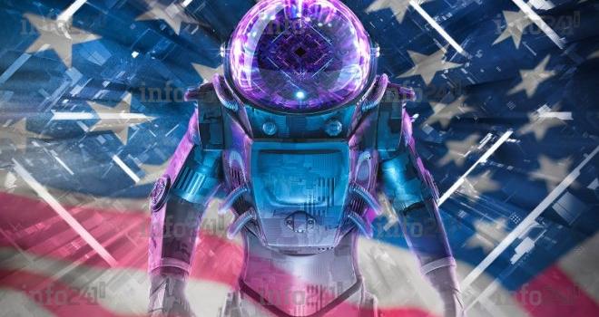 Les États-Unis ont désormais une force armée de l'Espace