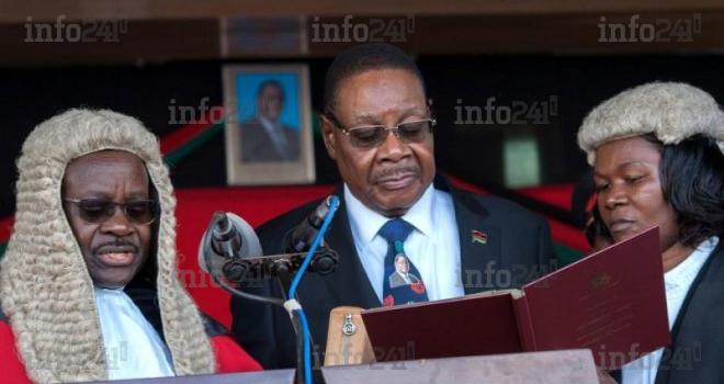 Malawi/Présidentielle: la Cour constitutionnelle annule la victoire du président sortant pour irrégularités
