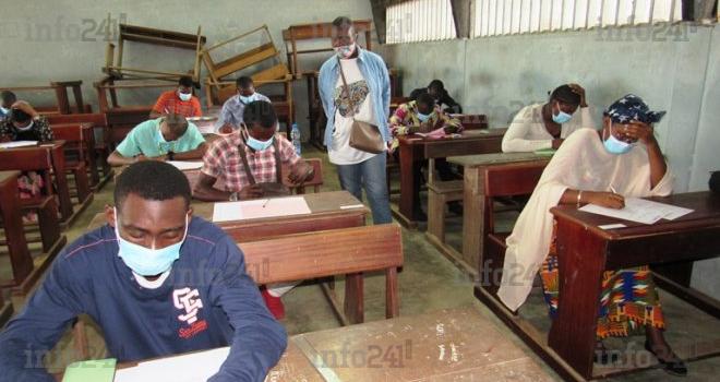 Les résultats complets du premier tour du baccalauréat gabonais 2020