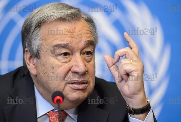 Les 5 recommandations de l'ONU pour renforcer la lutte contre la Covid-19