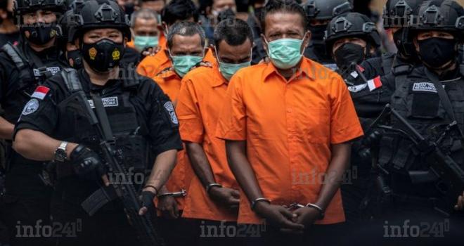 Indonésie: Des prisonniers dirigeaient un réseau de trafic de drogue depuis leur cellule