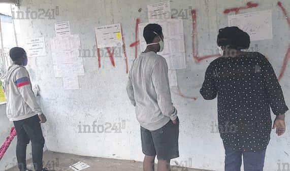 Les résultats complets du second tour du baccalauréat gabonais 2020