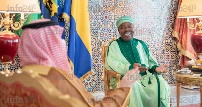Ali Bongo reçoit un prince saoudien et promet croissance et emplois aux Gabonais