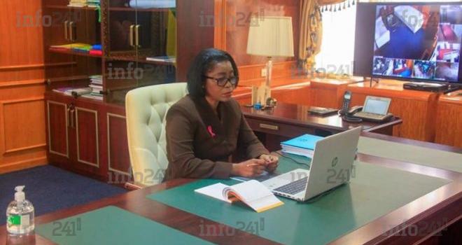 Le gouvernement Ossouka réuni en conseil interministériel virtuel ce matin