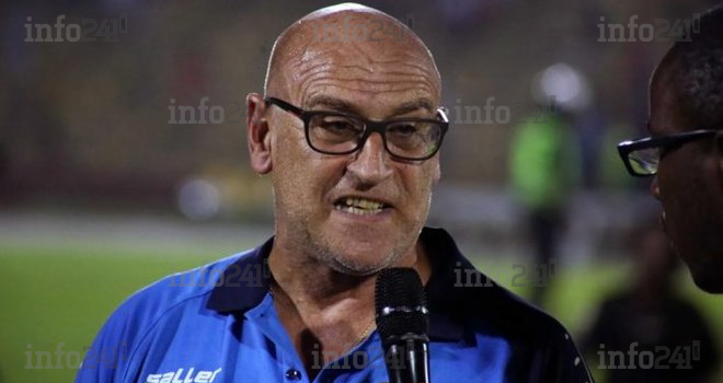 Qatar 2022: Neveu dévoilera ce jeudi sa liste de joueurs du Gabon devant battre l'Angola