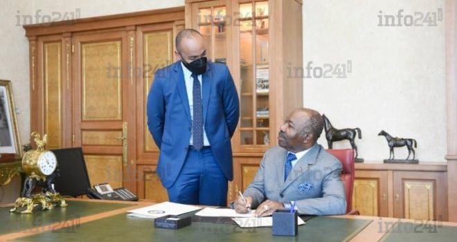 Noureddin Bongo viré par son père de ses fonctions au palais présidentiel gabonais