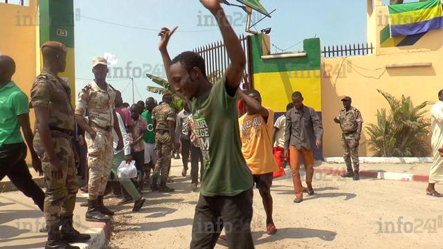 Les détenus de la prison centrale de Libreville font 100% au BEPC session 2021!
