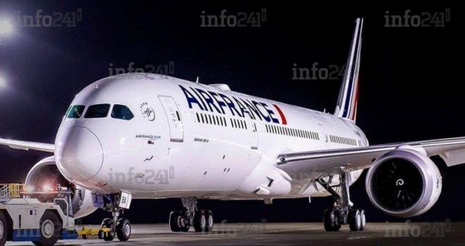 Le Gabon dément la reprise sur son sol, des vols commerciaux de la compagnie Air France