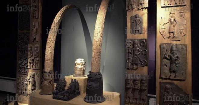 """Art: l'Allemagne promet de restituer au Nigeria ses """"bronzes du Bénin"""" dès 2022!"""