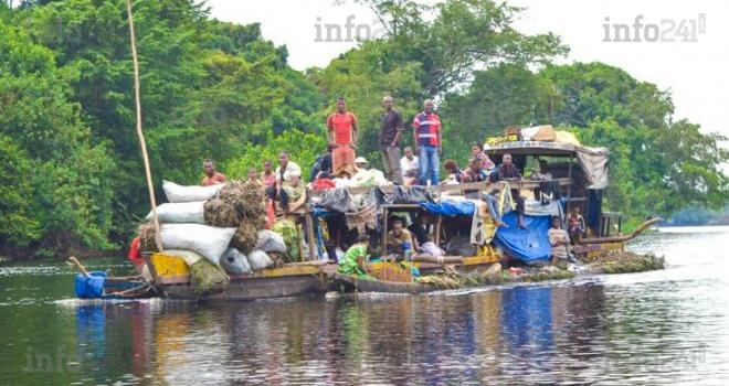 RDC: Plus de 50 morts et 72 disparus dans un naufrage sur le fleuve Congo