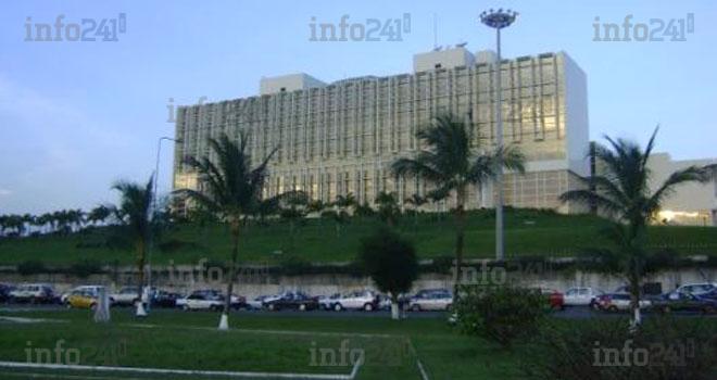 Le palais présidentiel gabonais de Libreville victime d'un incendie