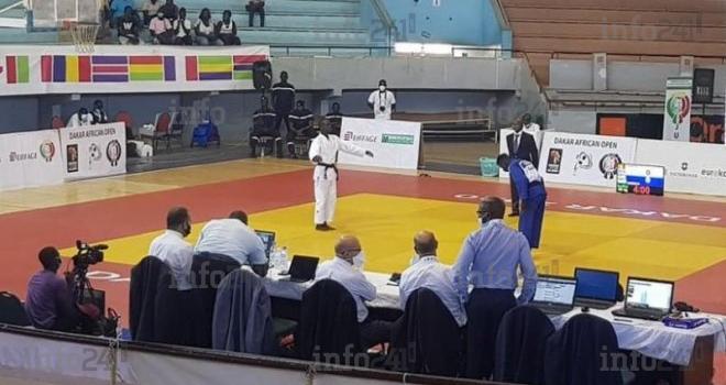 Open africain de Dakar: déjà trois médailles pour les athlètes gabonais!