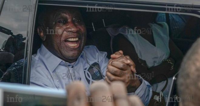 Cote d'ivoire: Laurent Gbagbo célébré en héros pour son grand retour à Abidjan