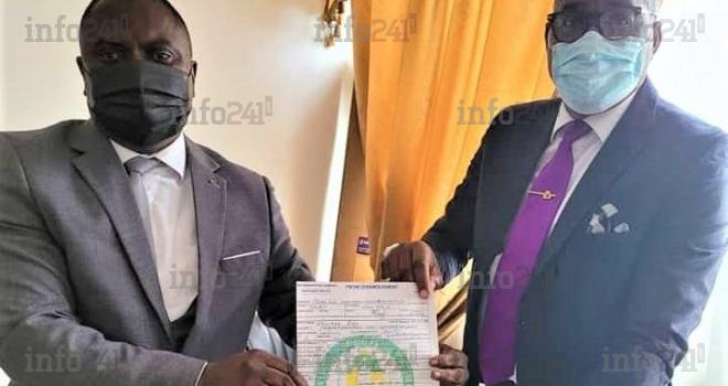 Après avoir été nommé à l'IGIS, Regis Massimba fait son entrée au parti d'Ali Bongo