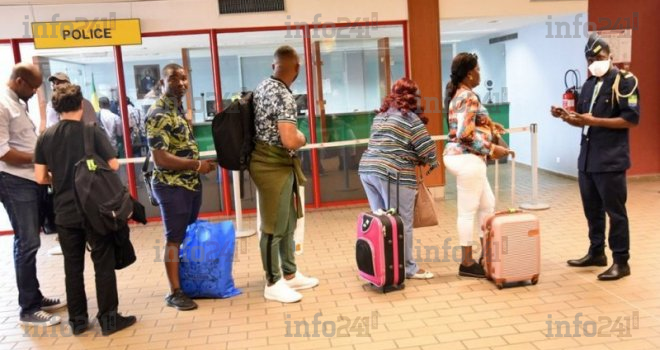 Le Gabon exige désormais un test Covid-19 aux voyageurs entrant sur son territoire