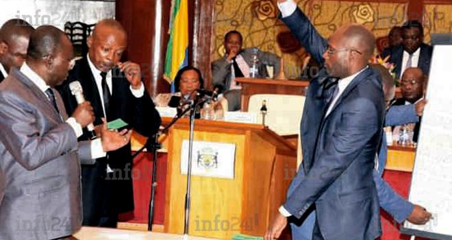 Reforme constitutionnelle d'Ali Bongo: 75 sénateurs approuvent à leur tour le texte!