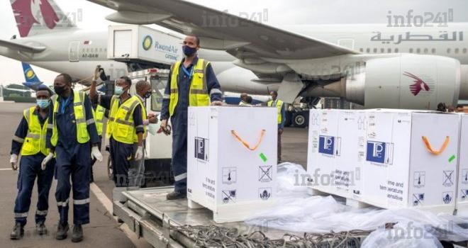 Covid-19: le Rwanda, premier pays d'Afrique à recevoir les vaccins prisés de Pfizer-BioNTech