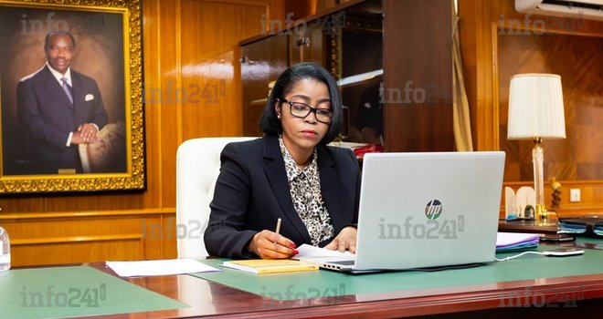 Rose Ossouka représentera aussi Ali Bongo à l'investiture d'Alpha Condé