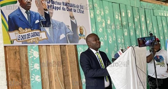 Ali Bongo continue de saigner l'opposition modérée en la détroussant de ses militants