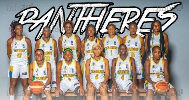 Le Gabon écope d'une amende de 8,3 millions pour son forfait à l'Afrobasket dames 2021